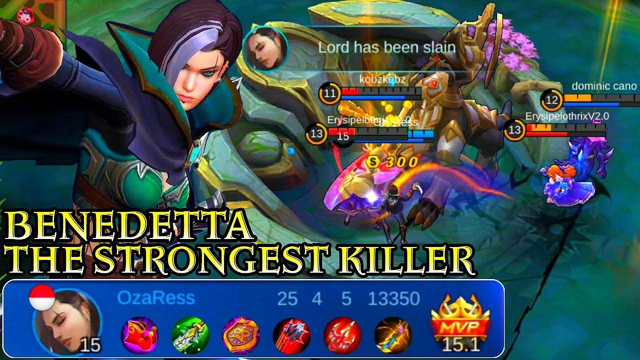 Best Build Benedetta - Game news update