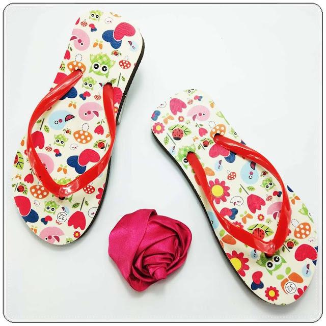 Pabrik Sandal Bunga Anak Termurah Di KOTA GARUT - 082317553851