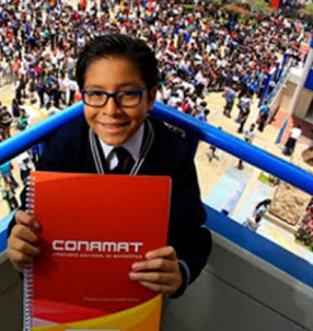 CONAMAT: En marcha gran final de concurso nacional de matemáticas (Resultados 30 Octubre) www.conamat.edu.pe