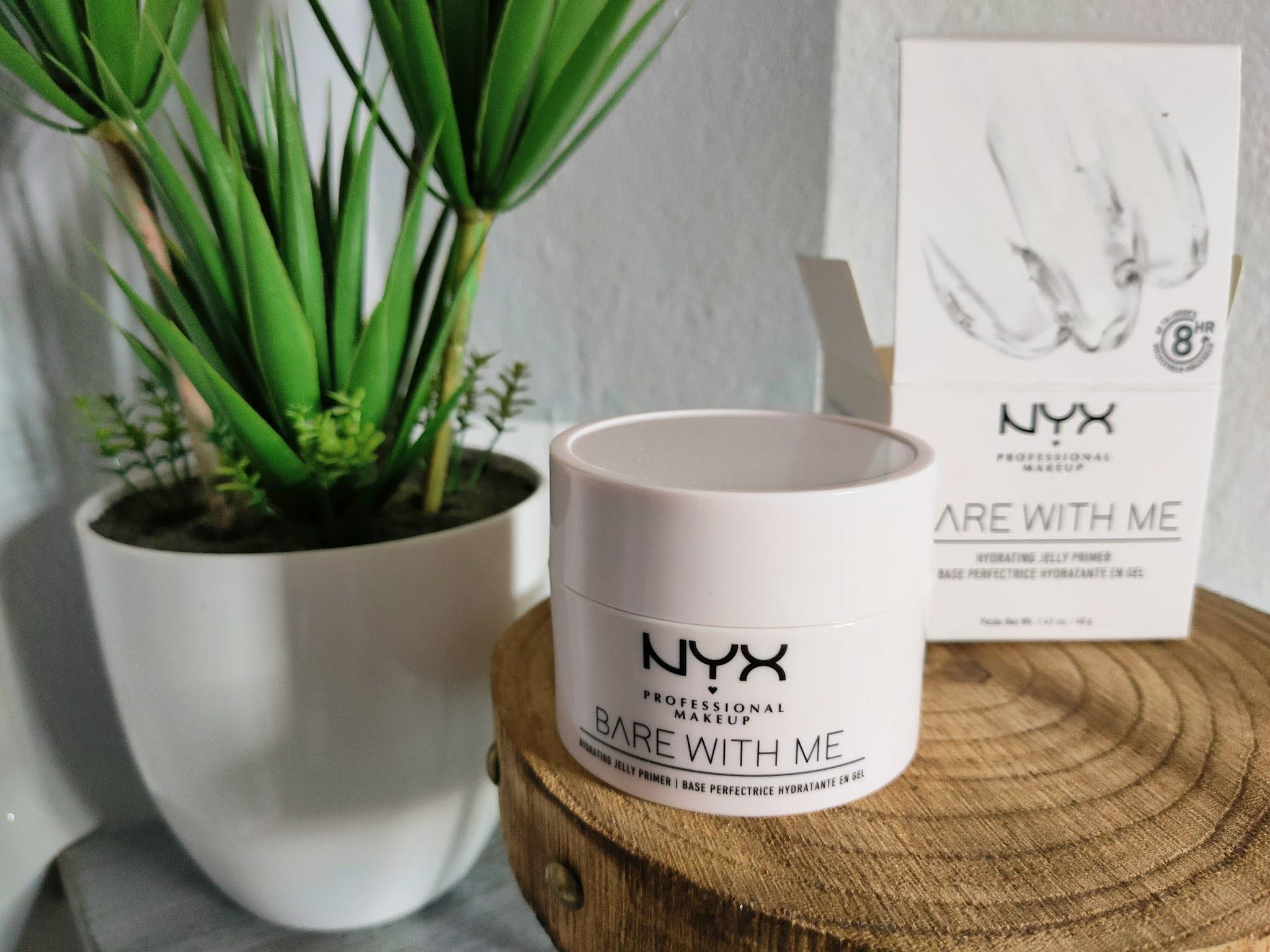 Primer de rosto NYX cosmetics