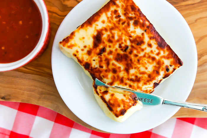Trader Joe's Garlic Bread Cheese Review