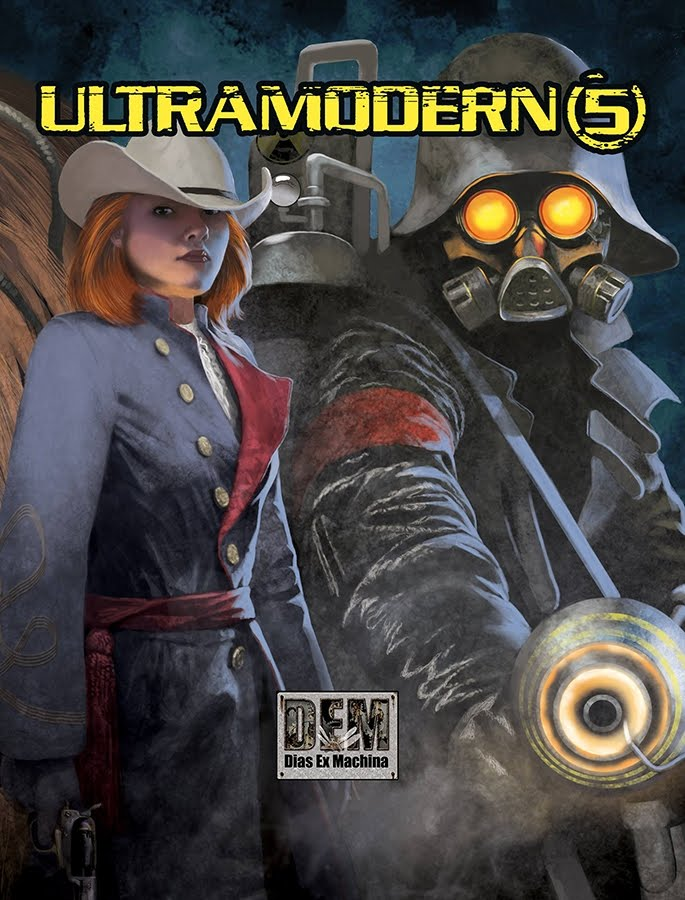 Cross Planes Ultramodern5 Dd 5th Edition Rules For A Modern And