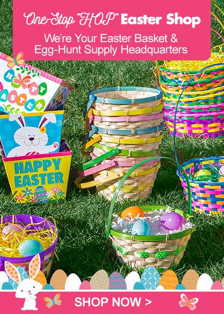 Easter supplies Dollar Tree