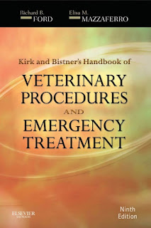 Kirk and Bistner's Handbook of Veterinary Procedures and Emergency Treatment 9th Edition