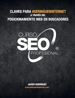 Libro Curso Seo Profesional - Claves para #SerMásEnInternet