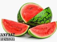 Manfaat Kandungan Buah Semangka Untuk Kesehatan