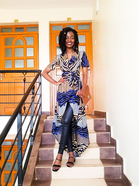 How To Style Ankara: Best Ankara Wrap Top