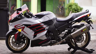 Jual Moge Kawasaki ZX14-R