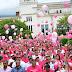 Caminata Rosada por la Vida en Puerto Plata