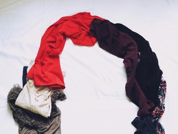 Przez pół roku nie kupowałam ubrań - wyznania minimalistki