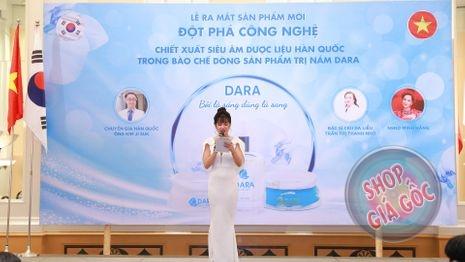 Đơn vị phân phối Trị nám Dara chính hãng