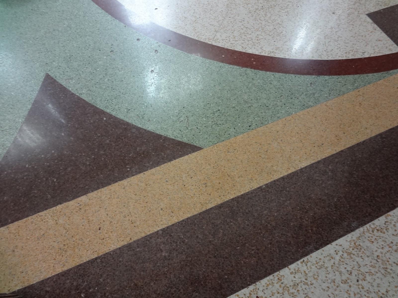 Art Deco Floor Patterns Miami Beach Fl