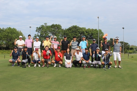 105th ASARIKAI @SOUTHLINKS
