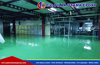 Jasa Epoxy Lantai Padang