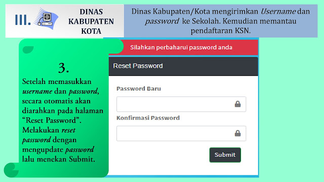 panduan registasi daring ksn smp tahun 2020 dinas kabupaten kota tomatalikuang.com