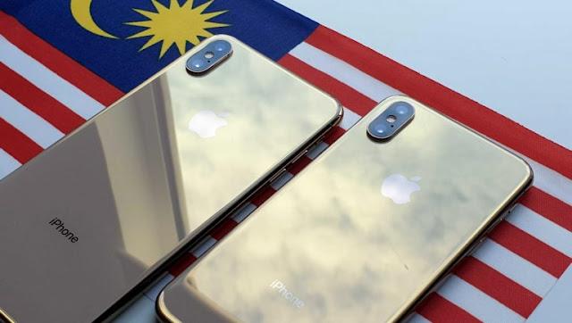 أبل قد تنقل عملية تصنيع هواتفها من الصين إلى ماليزيا