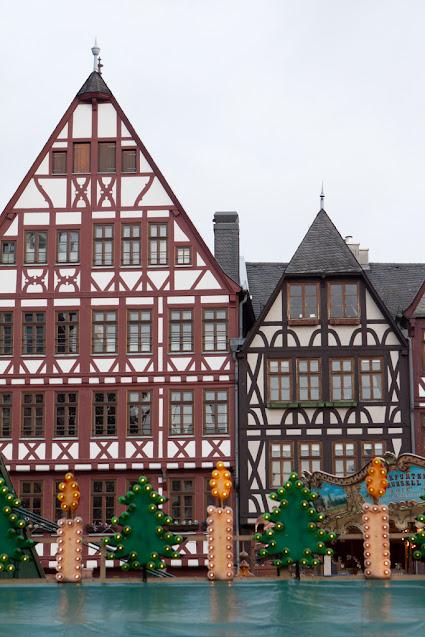Mercatini di Natale al Romerberg-Francoforte