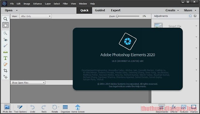 Download Adobe Photoshop Elements 2020 V18.0 Full Crack