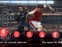 PES 2018 ARMY ISO PSP Mod Liga Gojek Indonesia
