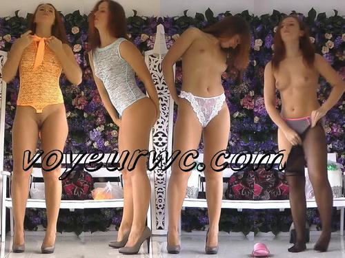 SpyCam 2053-2076 (Dress Up Spy Videos. Sexy Model Spy Camera)