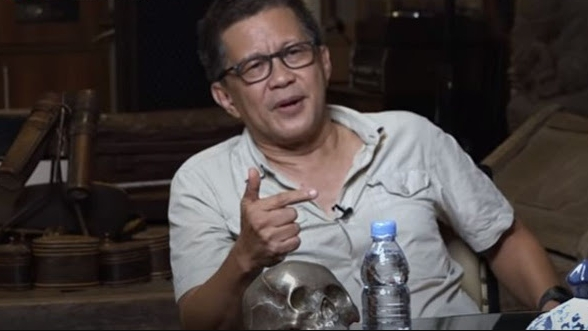 Puji Habib Rizieq, Rocky Gerung Sebut Petamburan Markas Akal Sehat