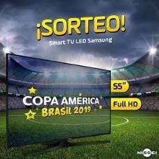Promoção Casa Nissei Copa América 2019 - Concorra Grátis TV 55 Full HD