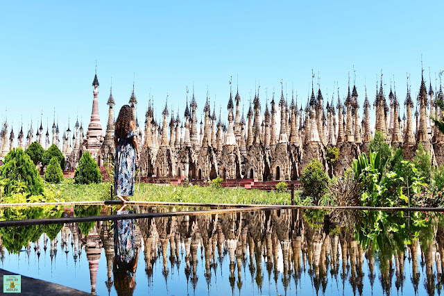 Kakku Pagoda, Myanmar