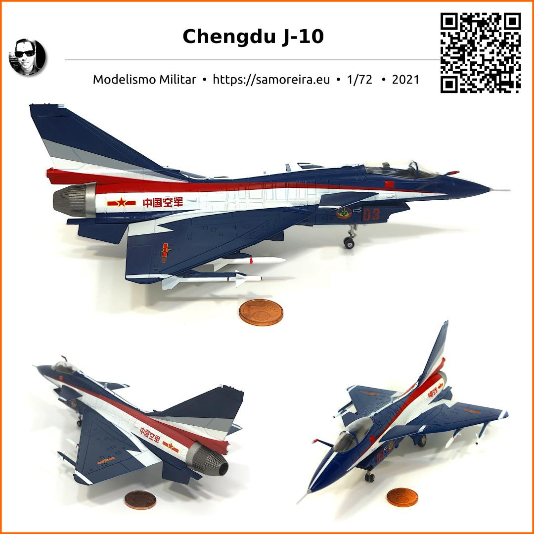 Chengdu J-10 A