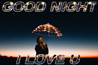 I love you good night image, good night image free download