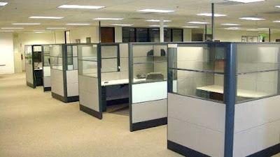 manfaat tata ruang kantor tertutup