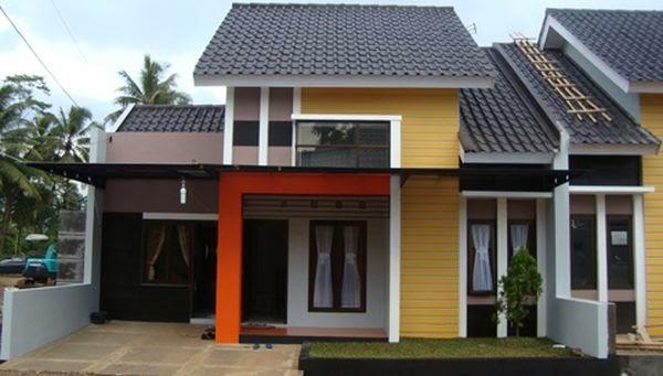 Contoh rumah minimalis 1 lantai