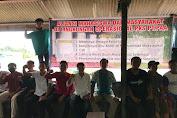 Aliansi Mahasiswa Dan Masyarakat Demo Ke PKS PT.PAA, Terkait Naker Juga Limbah Perusahaan.