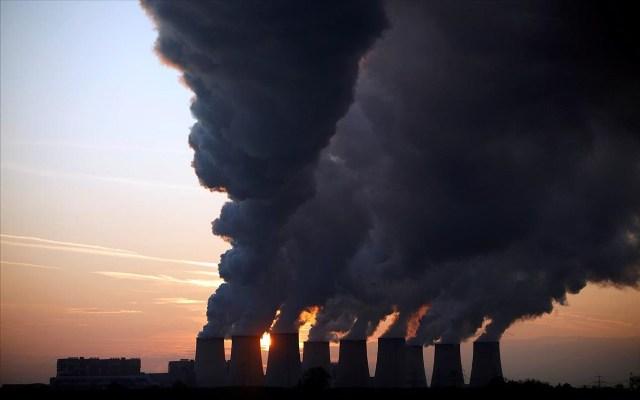 Ατμοσφαιρική ρύπναση, εργοστάσια παραγωγής ηλεκτρικής ενέργειας