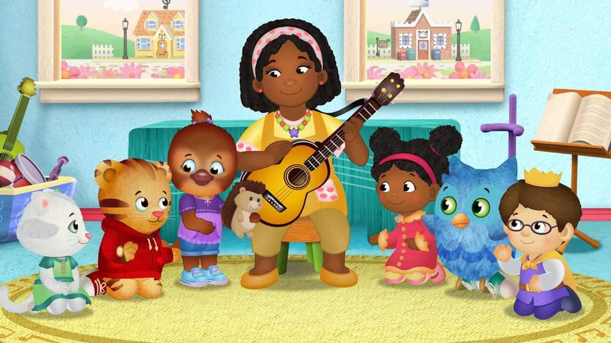 \'Daniel Tiger\'s Neighborhood\' Renewed For Season 5 on PBS Kids