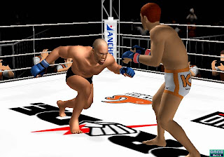 Pride Fighting Championships (PS2) 2003