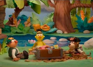 Sesame Street Bert and Ernie's Great Adventures Pirates.1
