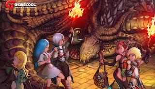 Gemscool Dragon Nest