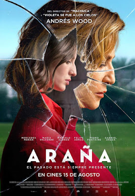 Araña [2019] [NTSC/DVDR- Custom HD] Español Latino