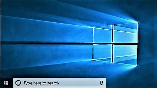 استخدام قائمة إبدأ للبحث في الانترنت في ويندوز 10