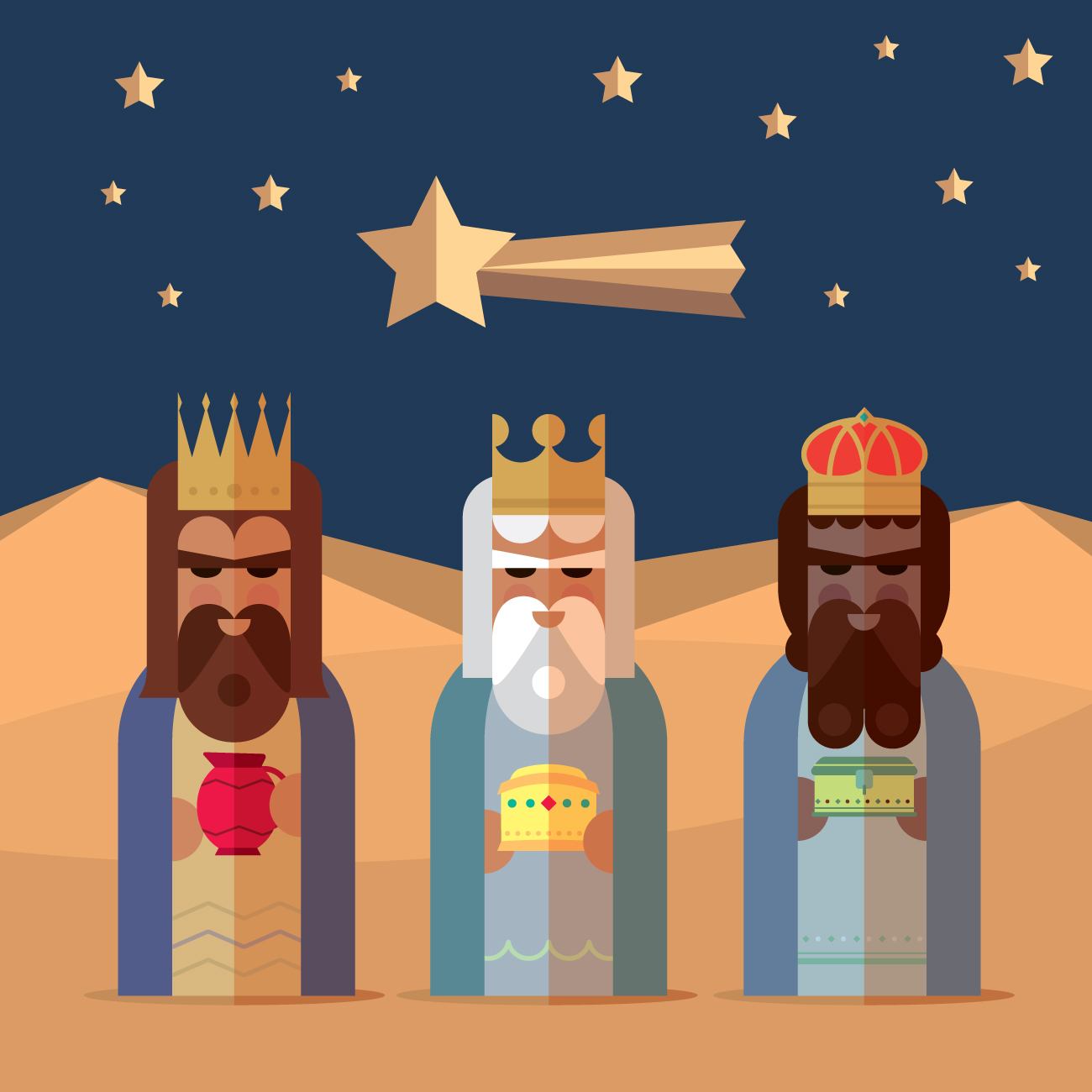 Imagenes Tres Reyes Magos Gratis.Imagenes De Los 3 Reyes Magos Bonitas Para Compartir En