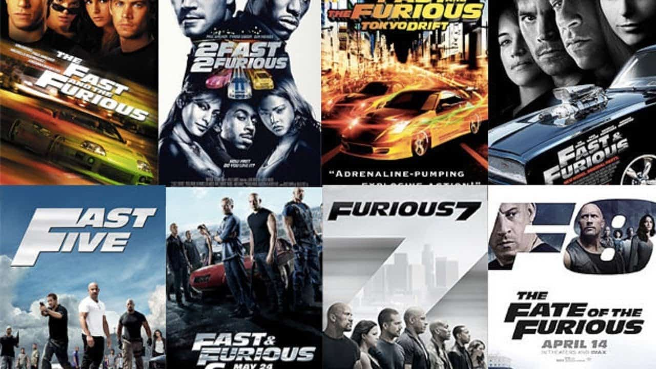 FAST AND FURIOUS ALL MOVIES COLLECTION IN TAMIL DUBBED HD