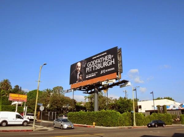 Godfather of Pittsburgh billboard