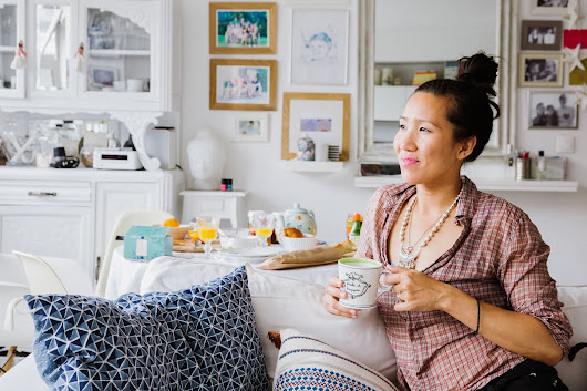 At Home With Editor of The Other Art of Living, Sophie Trem