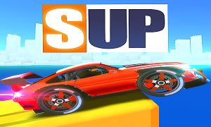 تحميل لعبه SUP Multiplayer Racing مهكره وجاهزه نقود لا نهايه