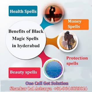 Benefits of Black Magic Spells in hyderabad
