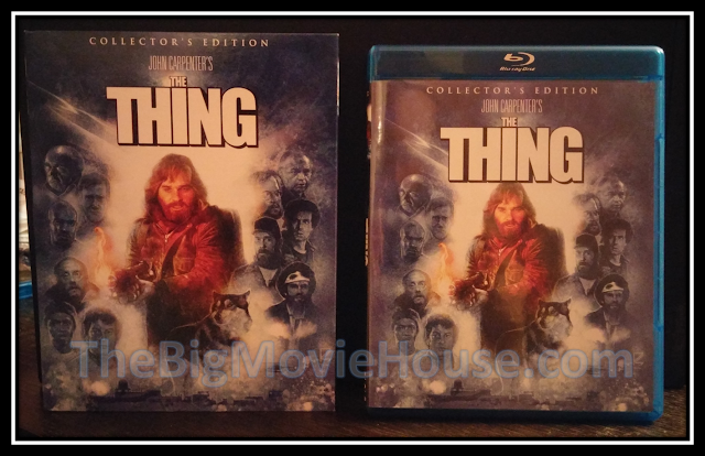 The Thing (1982) blu-ray from Scream Factory