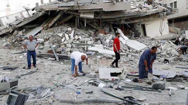 Gencatan Senjata, Hamas Klaim Menang dalam Konflik dengan Israel