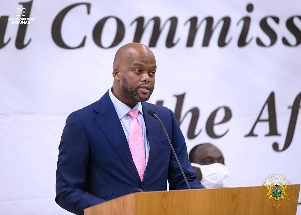 AfCFTA is creating environment for young Africans to succeed – Wemkele