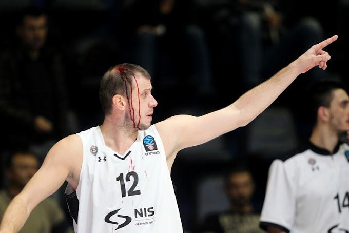 Novica Veličković je simbol Partizana! (VIDEO)