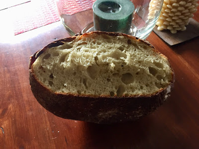 """new and improved"" artisan sourdough bread"
